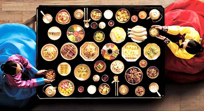 Ein Geschmack von Korea