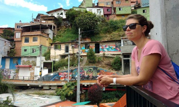 Kolumbien allein als Frau