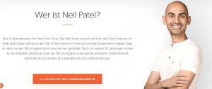 learn SEO with Neil Patel